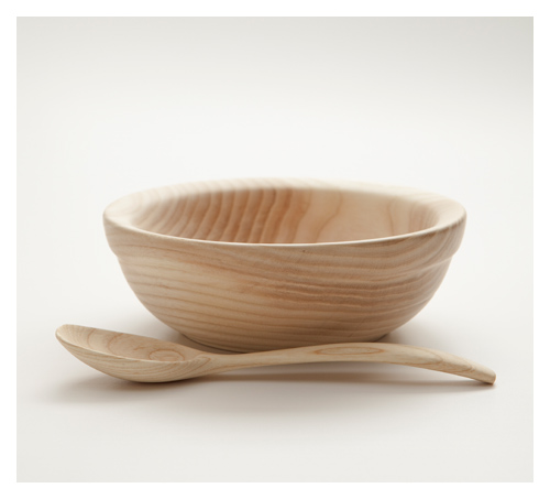 FABLE Bowl and spoon