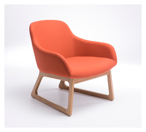 TILLER Lounge chairs