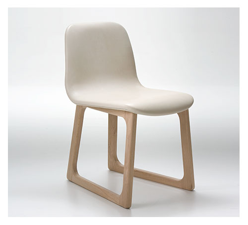 TILLER Timber Upholstered Chairs