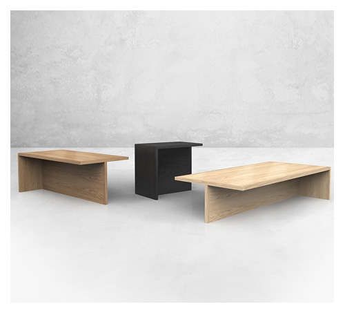 FELINE Low and Side Table Collection