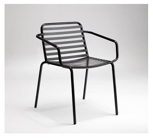 BOMBALA out Chair with Arms
